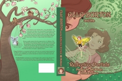 Elle Burton and the Reflective Portals Book Cover