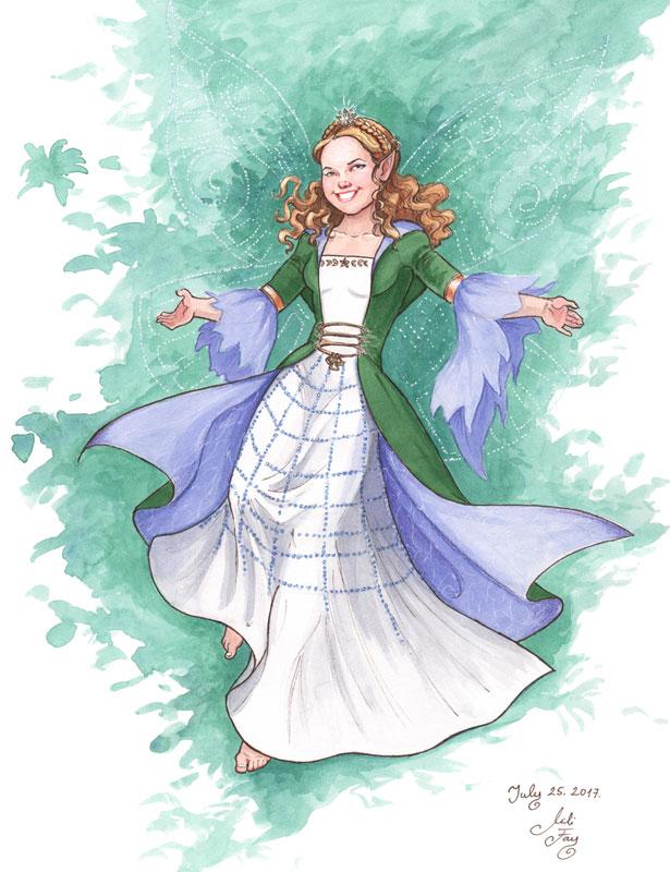 Celtic Fairy