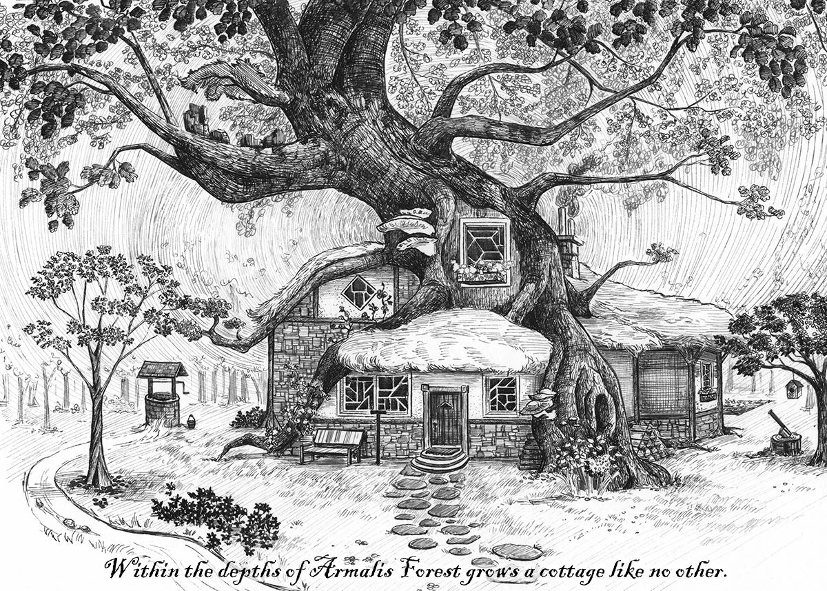 Warriors of Virtue Book 1: Cornelian's Cottage