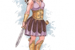 Hippolyta, Queen of the Amazons