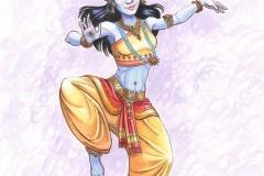 Lady Krishna