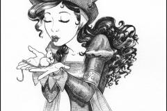 Nikolina and Sugarplum