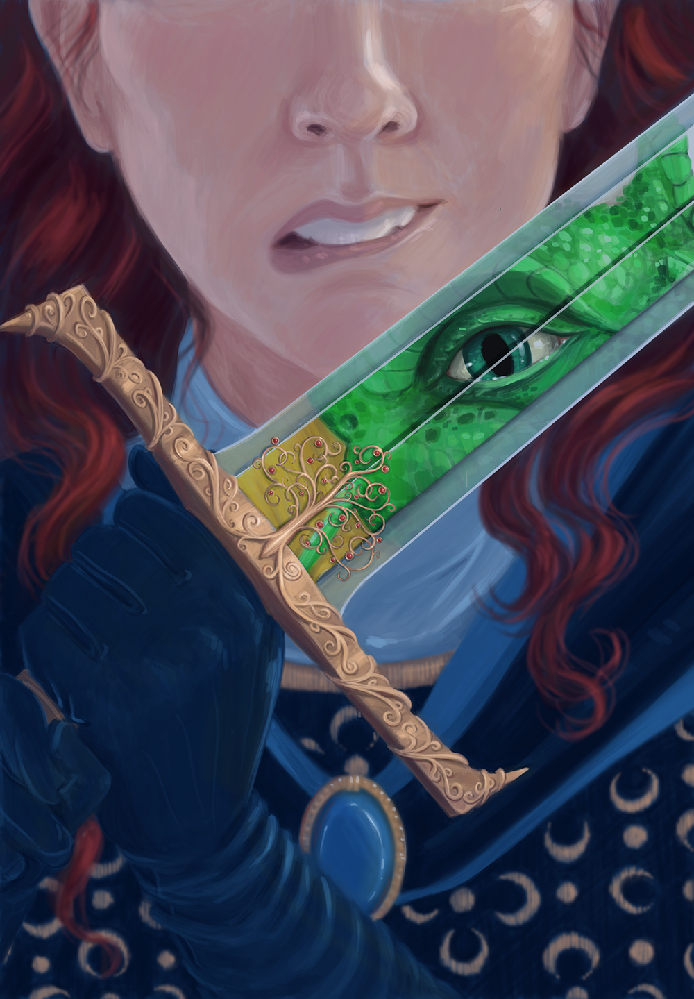 Warriors of Virtue Book 1 Front Cover