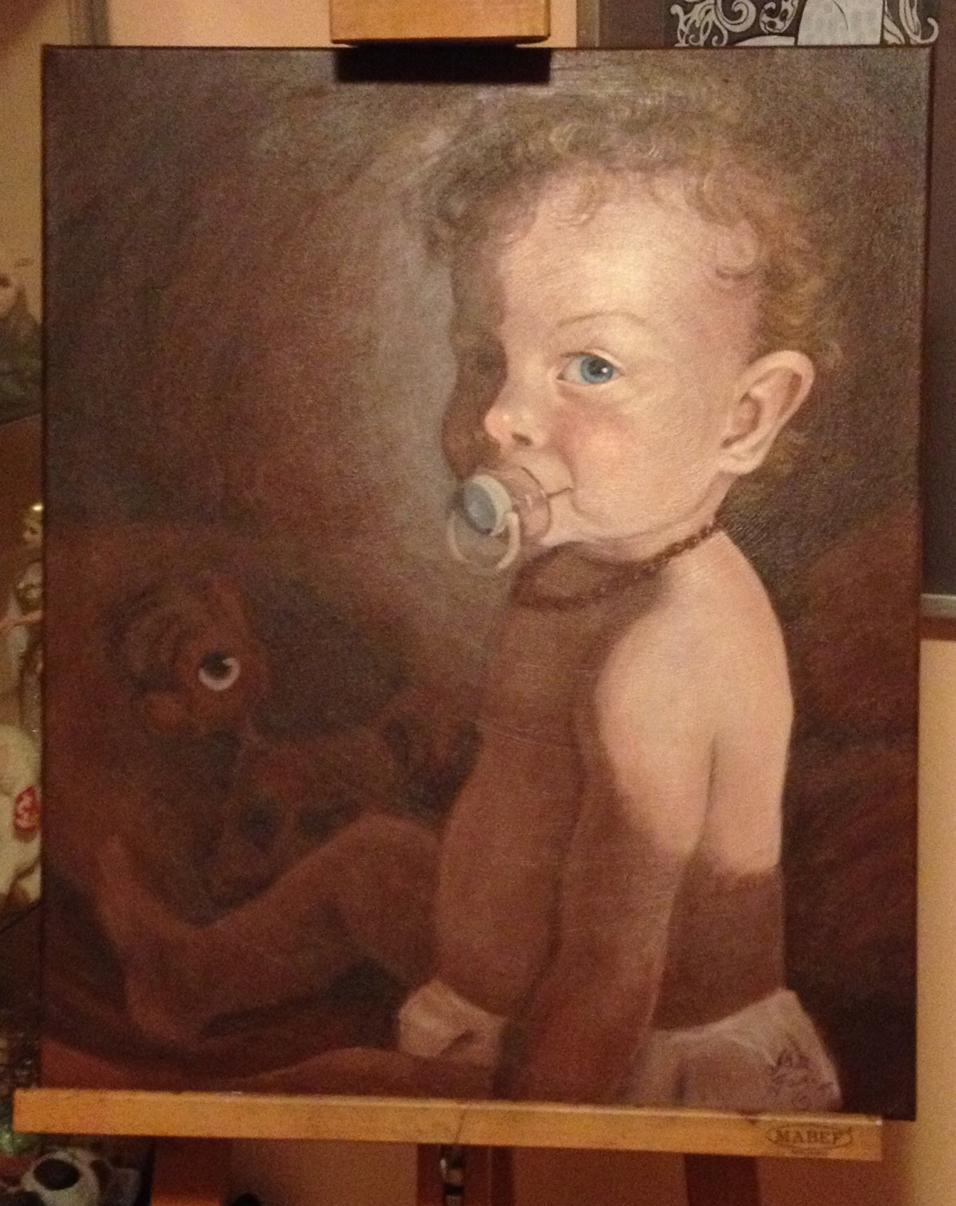 """Wise Innocence"" 
