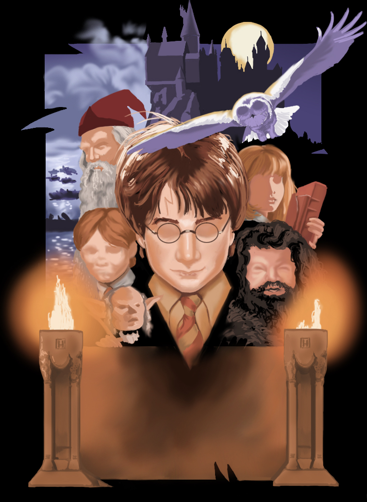 Harry Potter and the Philosopher's Stone Composition 03