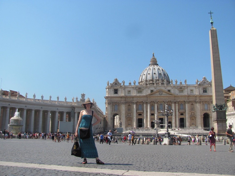 Rome--St. Peter's Square