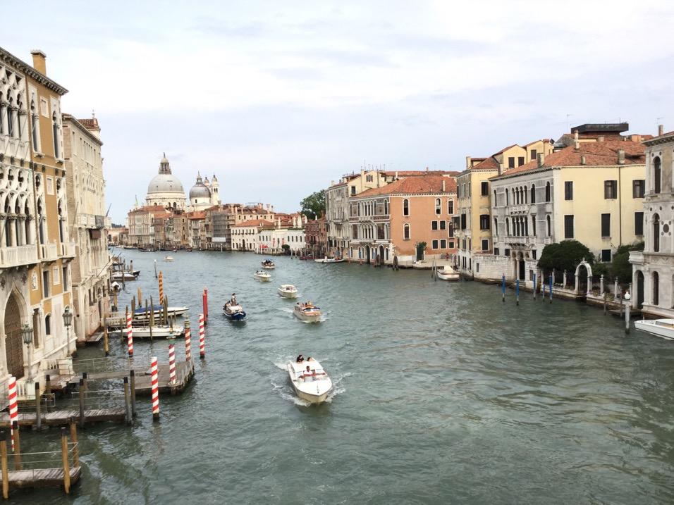 Venice, Italy, September 2015