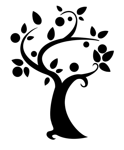 Warriors of Virtue Apple Tree Design