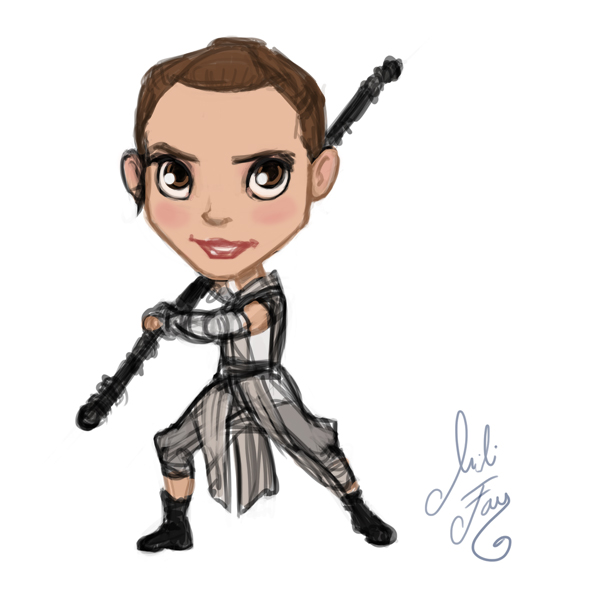 Star Wars VII: The Force Awakens | Rey