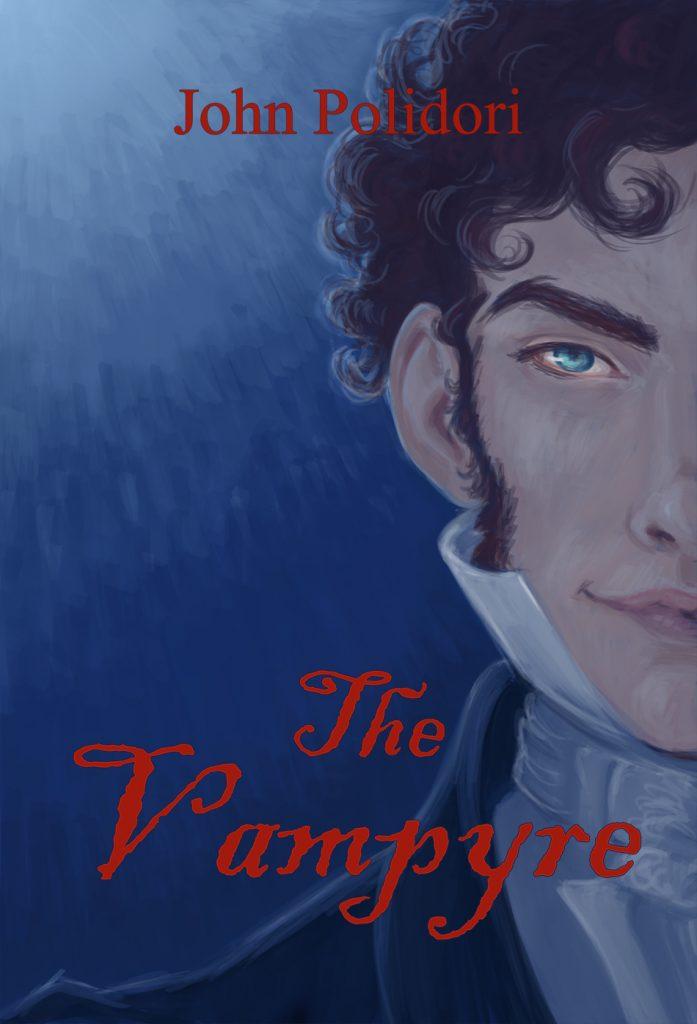 The Vampyre Cover Adjustment
