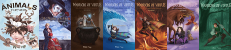 Mili Fay Art Published Books Book Covers