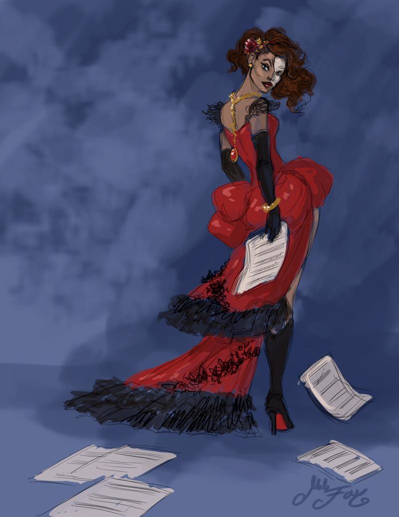 Glamorous Lady Phantom 02