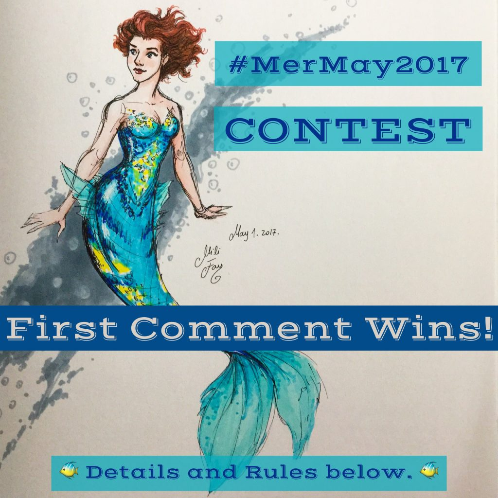 MerMay 2017 Contest Graphic