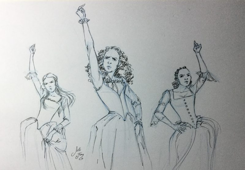 Schyler Sisters from Hamilton