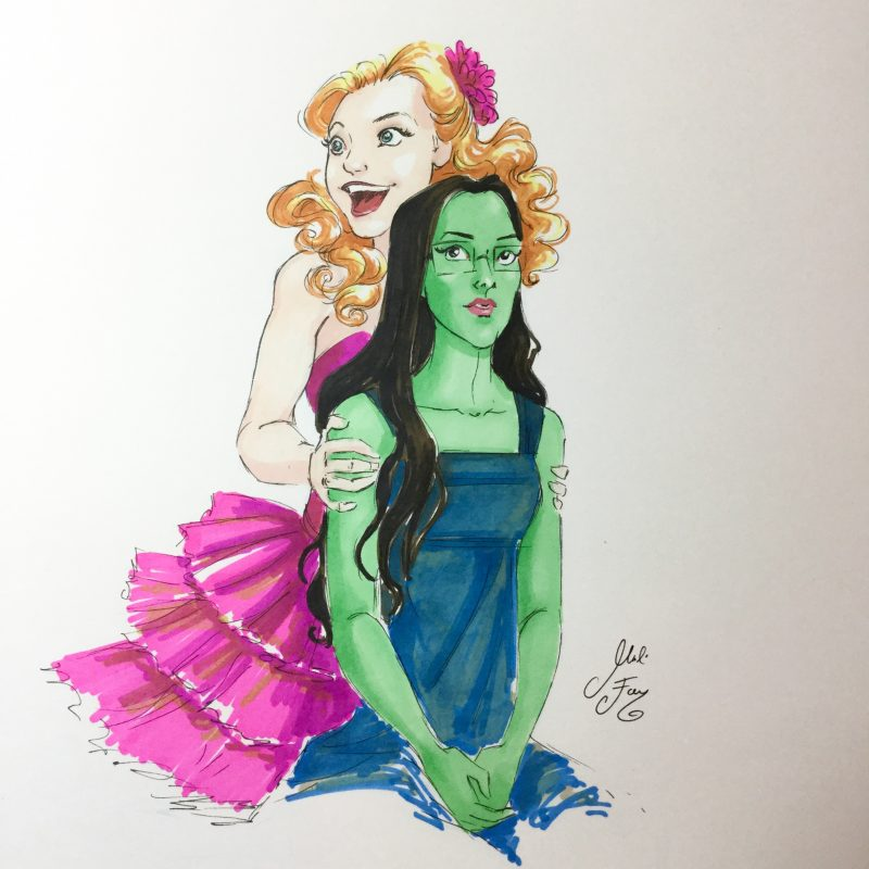 Wicked the Musical: Popular