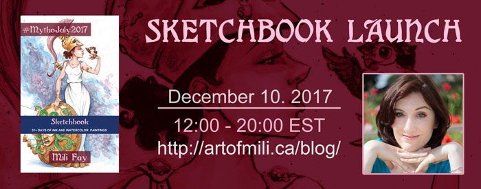 MythoJuly2017 Sketchbook Launch Party Header