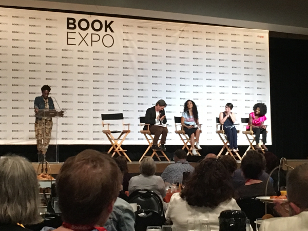 BookExpo 2018 Children's Authors Breakfast