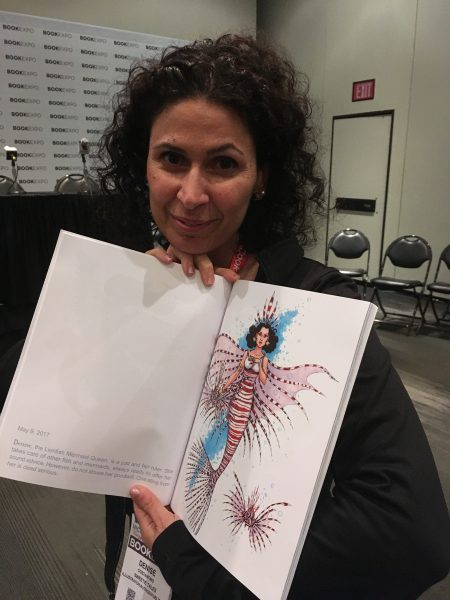 Denise Costantino and MerMay 2017