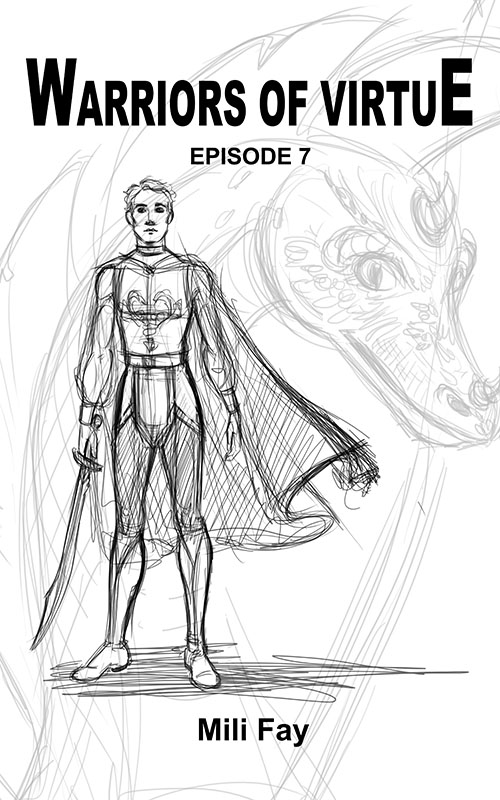 To Warriors of Virtue Episode 2 Page