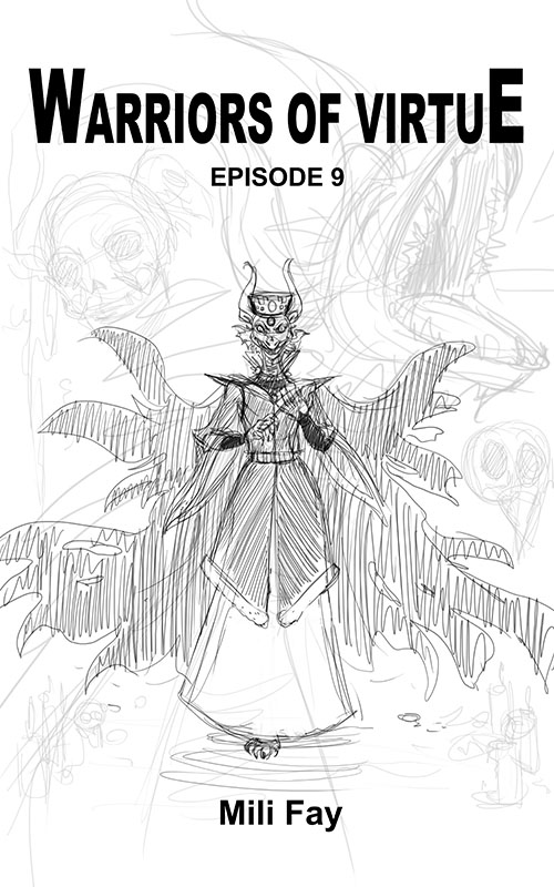 To Warriors of Virtue Episode 4 Page