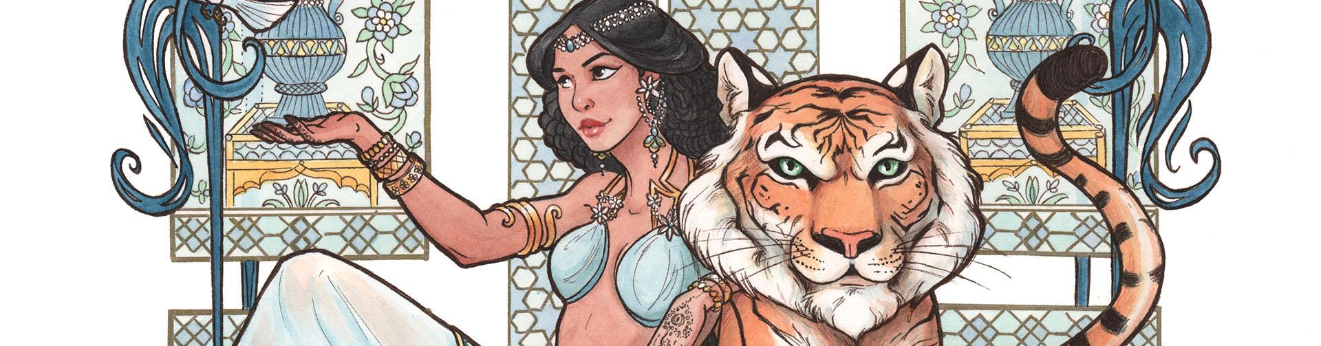 MFA Jasmine and Rajah Banner