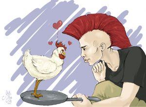 I Love Chicken!