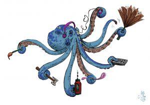 Work Octopus