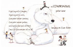 GINORMOUS Polar Bear