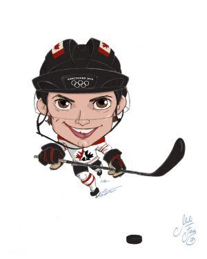 Olympics 2010: Sidney Crosby