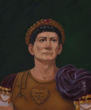 Emperor Trajan 98-117 AD